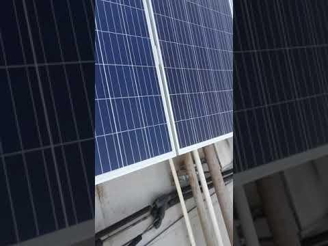 🌊SISTEMA ENERGIA SOLAR FOTOVOLTAICO🌙