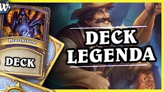 DECK LEGENDA - RENOLOCK - Hearthstone Deck Wild (The Boomsday Project)