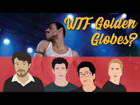 WTF Happened At The Golden Globes? | FilmHub Podcast #004 Mp3