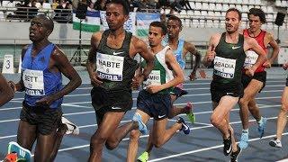 Men's 5000m at Meeting Iberoamericano 2018
