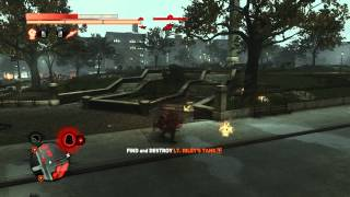 PROTOTYPE 2 PC GAMEPLAY - How to HELLicopter