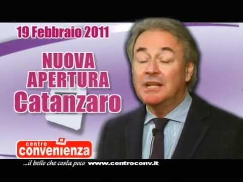 CENTRO CONVENIENZA - Apertura Catanzaro - YouTube
