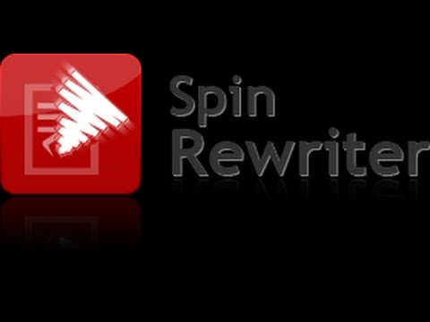 Spinning content