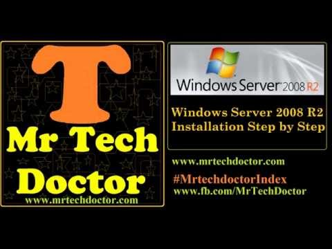 Windows Server 2008 R2 Installation Step By Step
