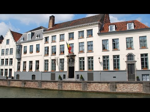 Martin's Relais, a charming hotel in the centre of Bruges