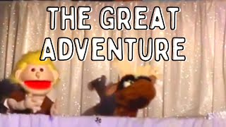 The Lantern Puppet Musical 2019 (The Great Adventure - Stephen Curtis Chapman)