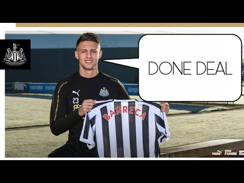 Download Antonio Barreca signs for Newcastle United on Loan from AS Monaco until the end of the season.