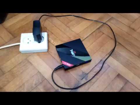 H96 Pro TV-Box boot/start fail