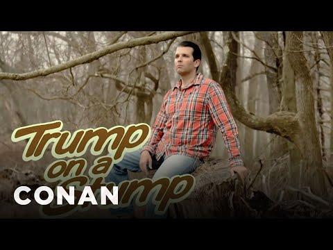 Trump On A Stump  - CONAN on TBS