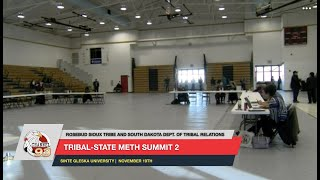 Tribal-State Meth Summit 2