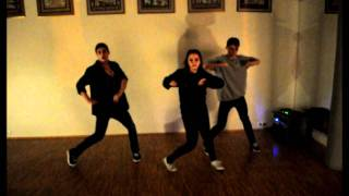 Wicked Games - The Weekend - Dance Choreography by Sunday