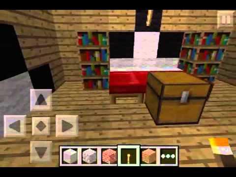 Minecraft Pocket Edition Cool Interior