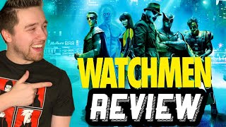 Watchmen (2009) - Movie Review | TEN YEARS LATER