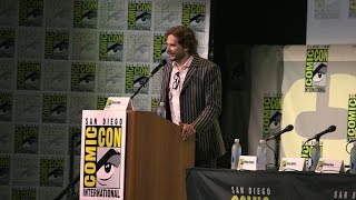 Star Trek: Discovery EP Bryan Fuller Kicks Off The 50th Anniversary Panel at Comic-Con 2016