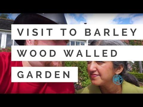 Visit to Barleywood Walled Kitchen Garden 12th August 2017