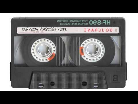 DJ SOULRANE - BBOY FACTORY MIXTAPE 2015