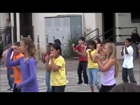 Niles Elementary School Dance Festival [ Jai-ho ]