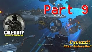 Call of Duty Infinite Warfare walkthrough Gameplay Part 9 ?? (1080p 60FPS) Campaign