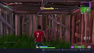JUGANDO RANKED (SOLO) Y DESPUES PRIVADAS FORTNITE ARG