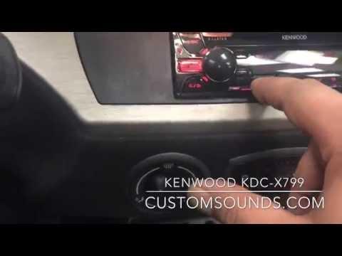 Kenwood KDC-X799