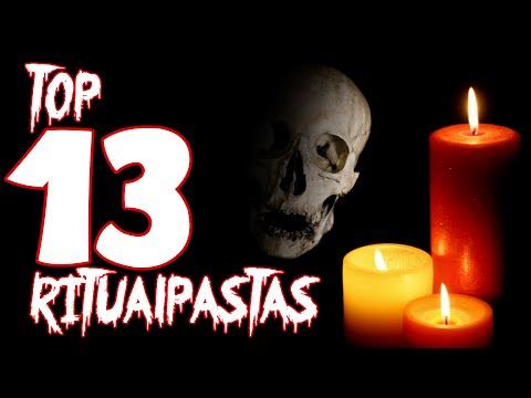 Top 13 RITUAL CREEPYPASTAS (HALLOWEEN/100k SPECIAL)