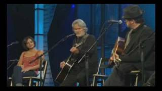 Kris Kristofferson -  Here comes that Rainbow again 2009