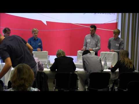 Jugend debattiert Bundesqualifikation 2013 - Altersgruppe I (1): Thema: Soll in Deutschland für alle Kinder ab 3 Jahren eine Kita-Pflicht eingeführt werden?