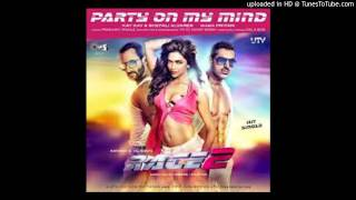 01 - Party On My Mind - K.K, Shefali Alvaris, Yo Yo Honey Singh @ fmw11.com