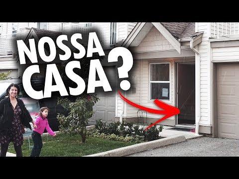PAIXÃO À PRIMEIRA VISTA! SERÁ ESSA A NOSSA NOVA CASA? - OPEN HOUSE CANADÁ DIÁRIO #7