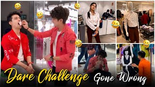 DARE CHALLENGE IN PUBLIC GONE WRONG 😱 || MOHAK NARANG VLOG