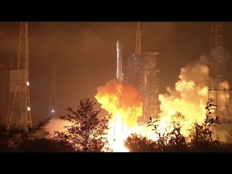 APStar-6C launched by Long March-3B