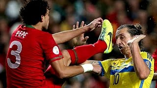 Pepe: Jego ciemna strona | Piłkarz o dwóch twarzach