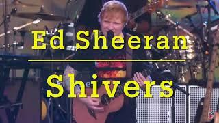Download Ed Sheeran - Shivers / NFL Kickoff 2021 Live