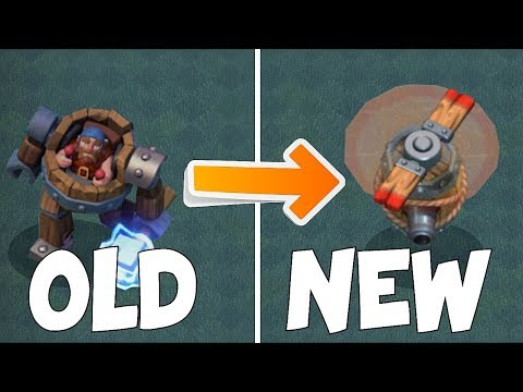 BUILDER MASTERS NEW MACHINE!!! | Clash royale | Flying machine Challenge mode!!