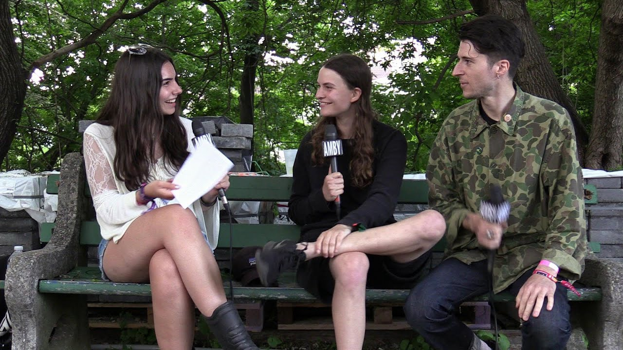 Gimme Your Answers 2: A Video Interview w/ Eliot Sumner