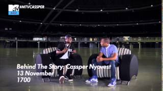 #MTVCassper | Behind The Story: Cassper Nyovest on #FillUpTheDome
