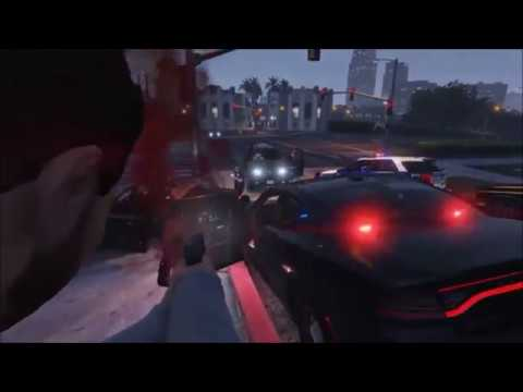 GTA 5 - Police Tribute [2019] Bleeding Out