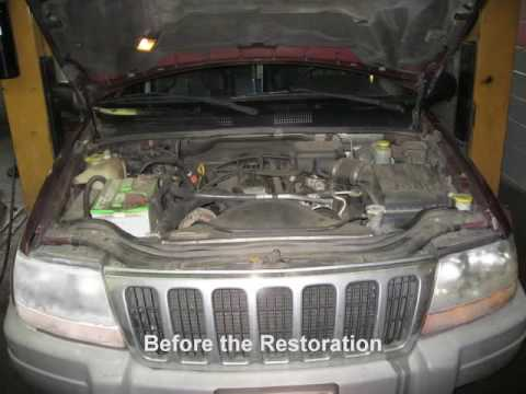 Auto Repair Wilmington Delaware - How To Restore Your Headlamp Lenses For Better Driving
