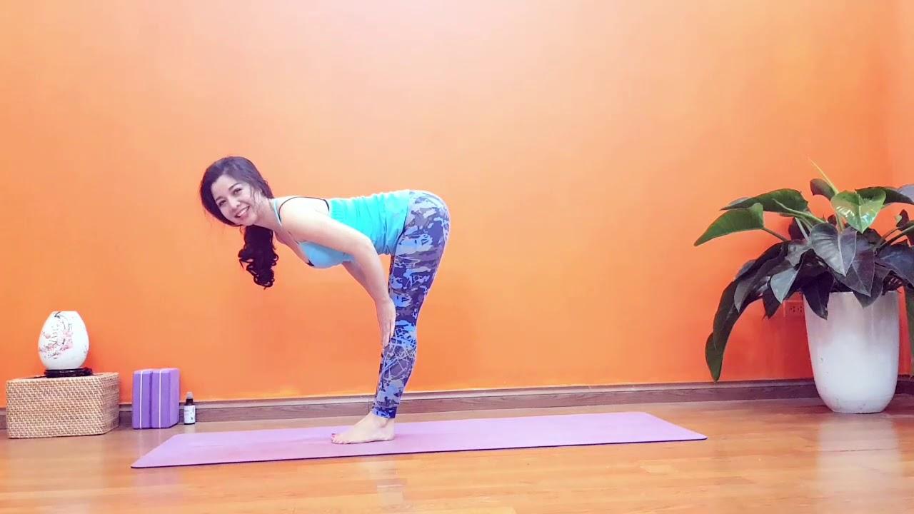 YOGA CHO GIẤC NGỦ NGON VÀ CHỮA BỆNH ĐAU ĐẦU, TIỀN ĐÌNH_ Nguyễn Hiếu Yoga