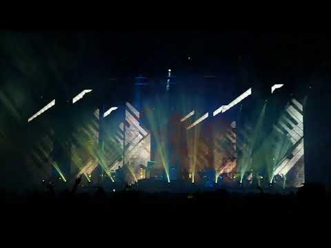 Jean Michel Jarre LIVE - Oxygene 8 - Coachella 2018