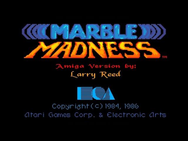 Amiga 500 Longplay [009] Marble Madness
