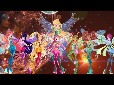Winx Club Season 6 - Full Bloomix With Daphne And Roxy