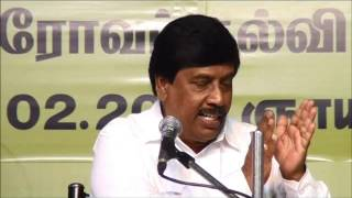 Gnanasampanthan Speech 4 - Perambalur Book Fair 2014