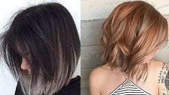 New Short Hair Color Ideas in 2019
