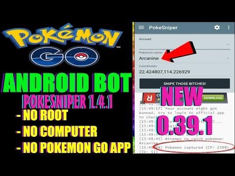 Pokemon GO Hack CATCH ANY POKEMON IN SECONDS/100% IV/MOVESET/NO POKEMON GO APP/NO ROOT/NO PC HACK