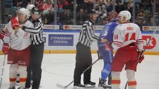 БарысvsЙокерит Акользину напихали но он сдержался