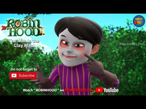 Download Robin Hood | Season 2 | The Man In The Clay Mask | PowerKids Plus