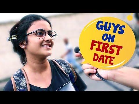 Do Guys Feel Shy On First Date   Kolkata Girls Open Talks   Boys Must Watch   Wassup India