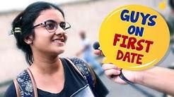 Do Guys Feel Shy On First Date | Kolkata Girls Open Talks | Boys Must Watch | Wassup India