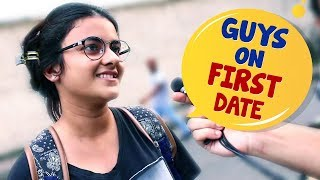 Do Guys Feel Shy On First Date | Kolkata Girls Open Talks | Boys Must Watch | Wassup India